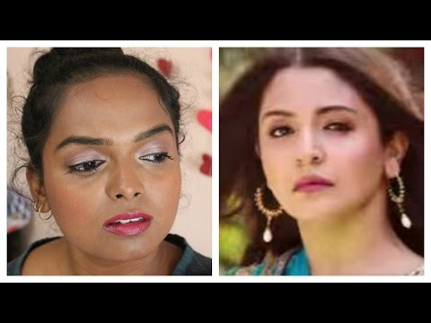 Anushka Sharma - Baby ko bass pasand hai | Sultan makeup tutorial