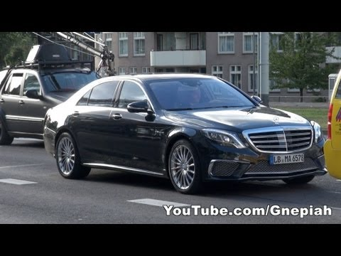 Mercedes benz 2014 s65 amg behind the scenes of the for Mercedes benz s65 amg 2014