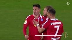 DSC Arminia Bielefeld vs. MSV Duisburg (DFB-Pokal 2.Runde 2018/2019)