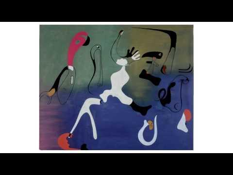 Joan Miró, Peinture, 1933