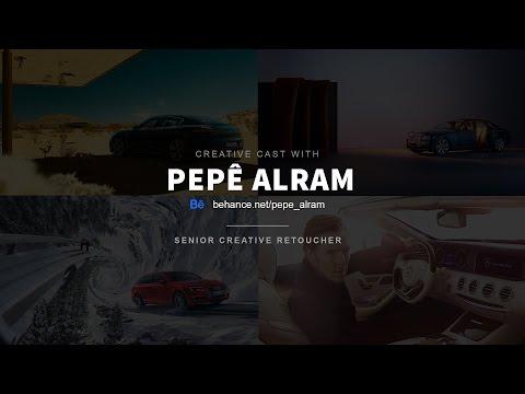 CreativeCast #1 - Pepê Alram
