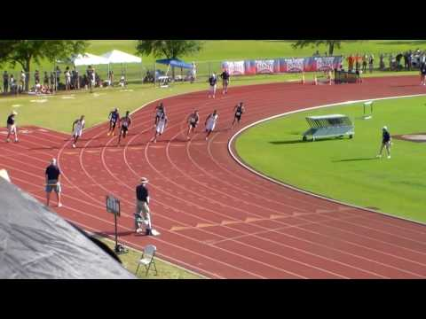 2016 NAIA Track & Field  Outdoor Nationals Mens 200