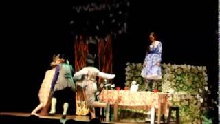 Alicia en el País de las Maravillas Teatro Dante Casilda