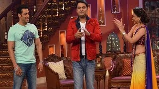 Salman Khan on COMEDY NIGHTS WITH KAPIL 12th January 2014 Full EPISODE