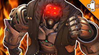 B.O.B. = Battery Operated Boyfriend! Overwatch Funny & Epic Moments 658