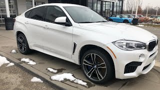 2019 BMW X6 M!!! M power in an SUV 🤯😱