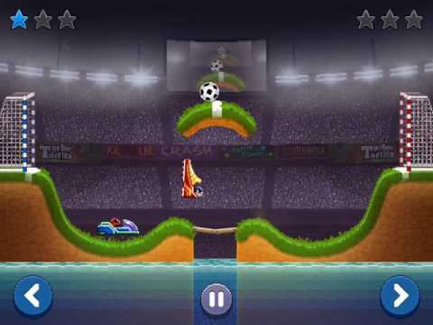 Drive Ahead! Replay: easy soccer game!