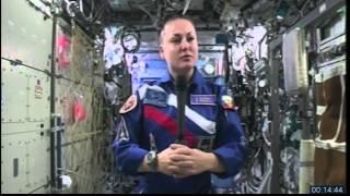 Yelena Serova makes microphones fly in space | Yelena Serova | TEDxMoscow