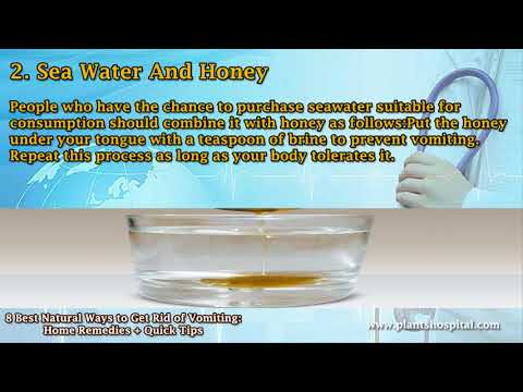 8 Best Natural Ways to Get Rid of Vomiting: Home Remedies + Quick Tips