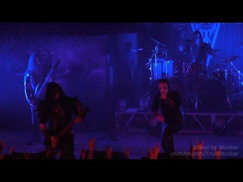 Dark Funeral - Hail Murder (St.Petersburg, Russia, 13.09.2015) FULL HD