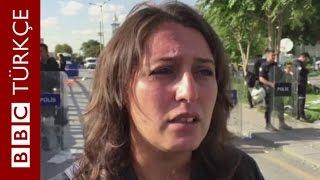 Ankara'da bombalı saldırı: Görgü tanıkları anlatıyor - BBC TÜRKÇE