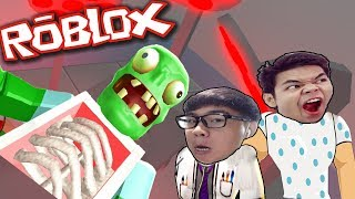 DISEASE ESCAPE-Roblox Escape The Zombie Hospital Obby