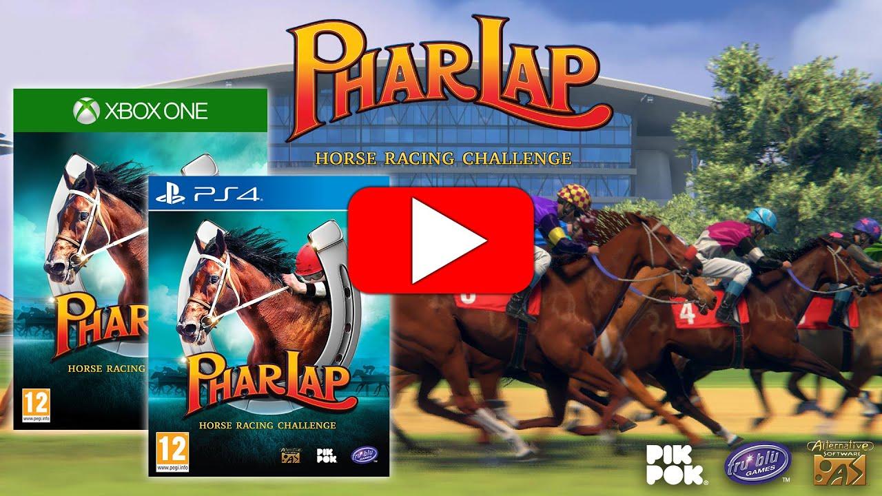 Alternative Software Ltd Pharlap Horse Racing Challenge