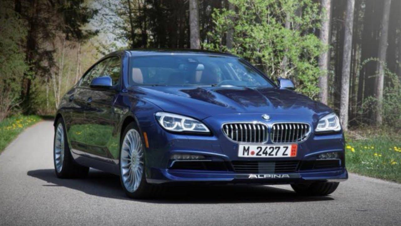 BMW ALPINA B Car Review YouTube - Bmw 6 series alpina