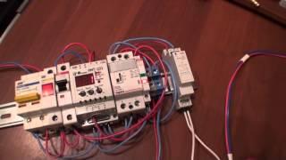 видео Звуковой сигнализатор превышения напряжения сети 220в