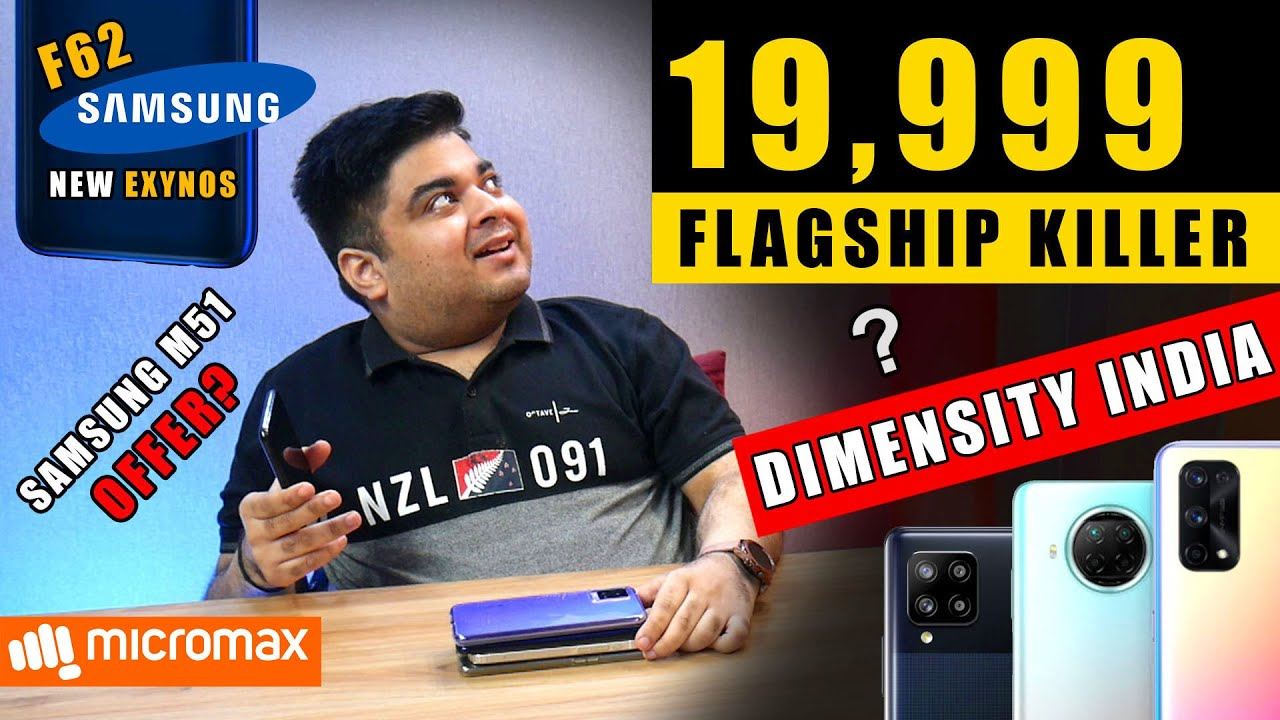 19,999 Me Flagship Performance | Killer Smartphones in 2021 | Micromax SD-732G? | #AskGizmogyan