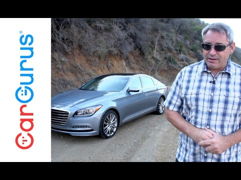 2017 Genesis G80 CarGurus Test Drive Review