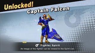 Super Smash Bros. Ultimate - Classic Mode - Captain Falcon
