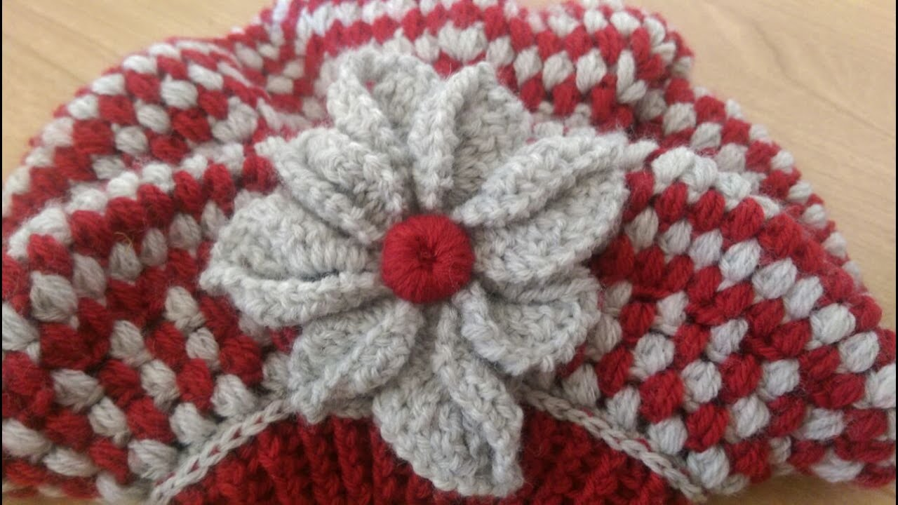 Fiori 8 Petali.Fiore All Uncinetto A 8 Petali How To Crochet Irish Crochet