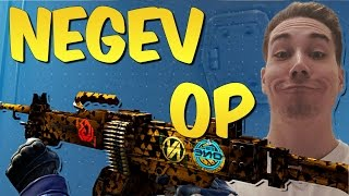 $2000 NEGEV OP! CS GO Stream Montage #59