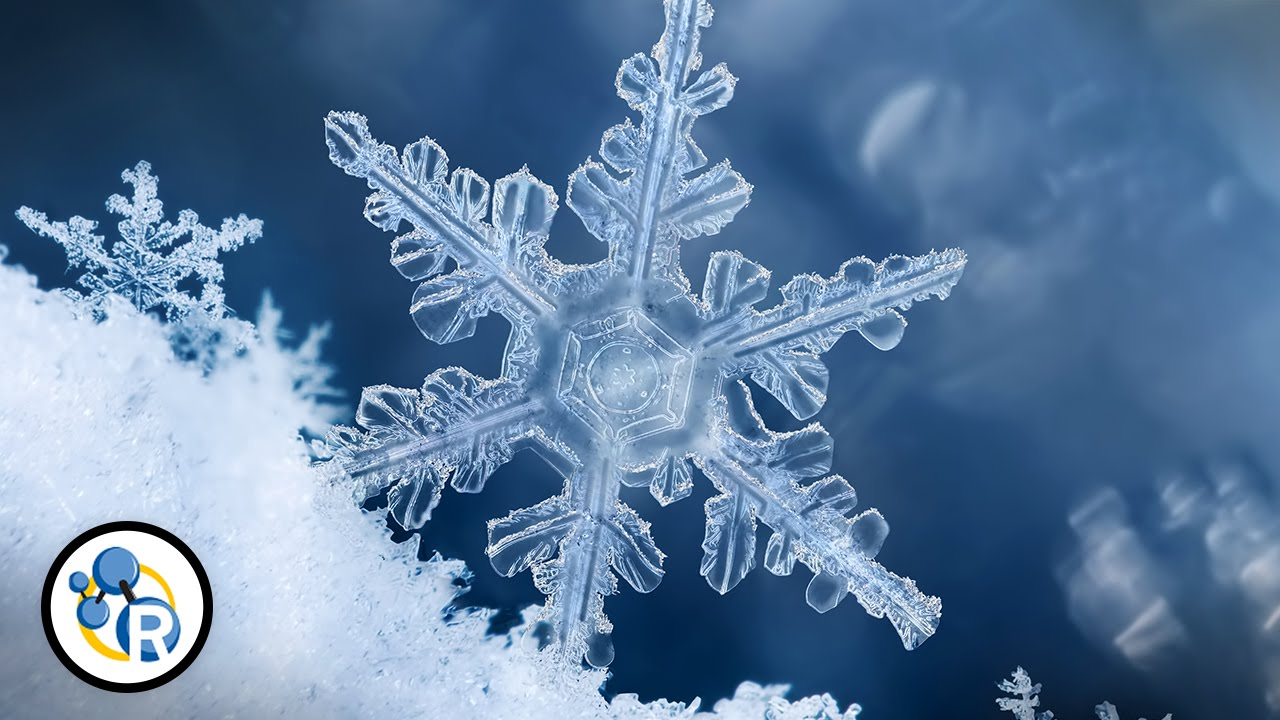 Snow Falling Wallpapers Free Download How Do Snowflakes Form Youtube