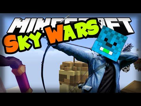 Minecraft: DESILO SE ČUDO :o | Sky Wars (1.9.2)