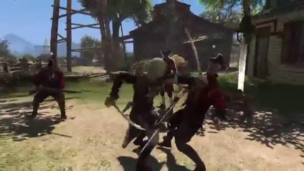 Download Assassin's Creed 4 All Double Counter Kill