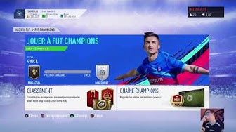 [FR] FIFA 19 FUT DOUILLE CHAMPION +PACK OPENING