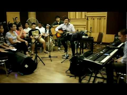 Open The Sky (Acoustic Demo 'FAVOR' Live Recording) JPCC Worship/True Worshippers