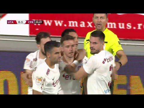 UTA Arad CFR Cluj Goals And Highlights