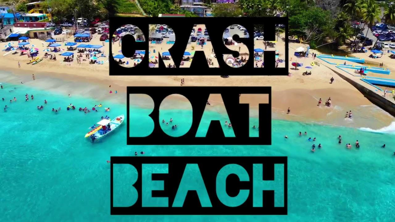 Crash Boat Beach Aguadilla Puerto Rico - YouTube