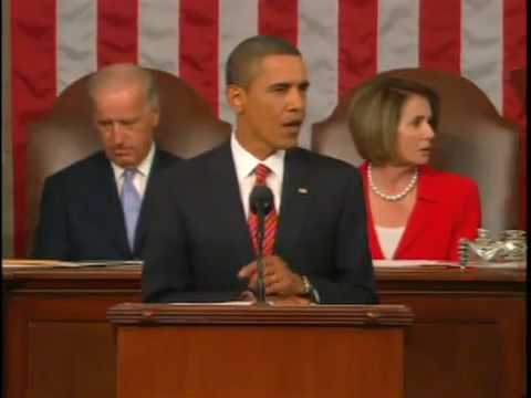 """Obama gets told that """"You Lie!"""" in Congress"""