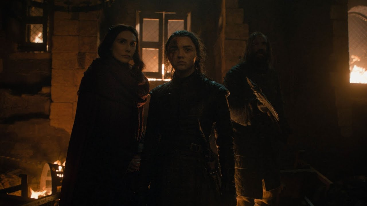 Which Episode Is The Red Wedding.Game Of Thrones Season 8 The Green Eyes Theory That Arya Kills