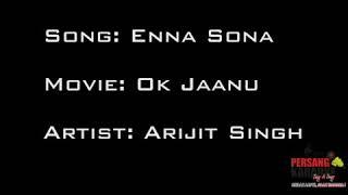 Karaoke HUB - Persang Karaoke demo of Song - Enna Sona Kyu Rab Ne Banaya