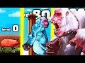 IS THIS THE STRONGEST HIGHEST LEVEL YETI EVOLUTION? (9999+ BOSS LEVEL) l Yeti Rampage