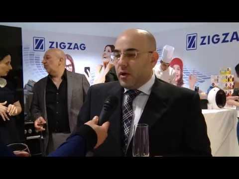 ԶԻԳԶԱԳ-ի վերաբացված վաճառասրահը Չարենց 24-ում