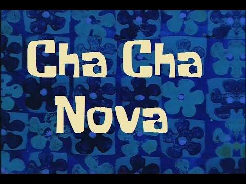 SpongeBob Production Music Cha Cha Nova - YouTube