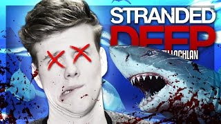 I DIED!   Stranded Deep w/Lachlan #13