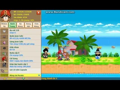 Show hàng acc sc1 :D! Ngọc Rồng Online!