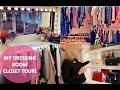 My Dream Dressing Room & Closet Tour!