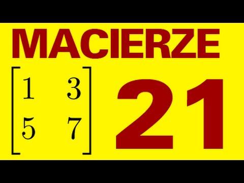 21 Atakuj Metodą Gaussa - Obliczanie Rzędu