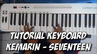 Chords For Tutorial Keyboard Kemarin Seventeen