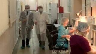видео Эпидемия свиного гриппа в Москве 2016
