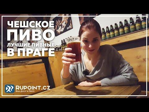 Чешское пиво: лучшие пивные бары Праги
