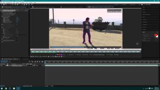 Remove Video Background without Green Screen Tutorial (After Effects)