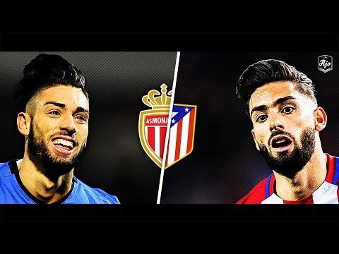Carrasco in Monaco vs Carrasco in Atlético Madrid   HD