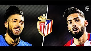 Carrasco in Monaco vs Carrasco in Atlético Madrid | HD