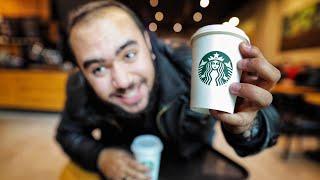 تشرب ايه من ستاربكس Starbucks ؟ الجزء الثاني