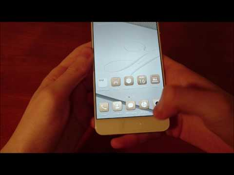 Huawei P10 Plus How To Use Home/Back/Recent Apps And Set On Screen Buttons