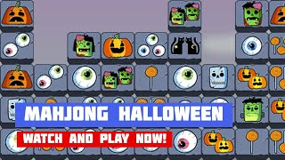 Mahjong Connect Halloween · Game · Gameplay